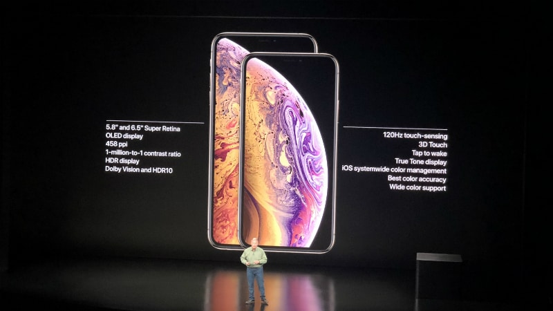 iphone xs iphone xs max iphone xr launched dual sim functionality announced event highlights. Black Bedroom Furniture Sets. Home Design Ideas