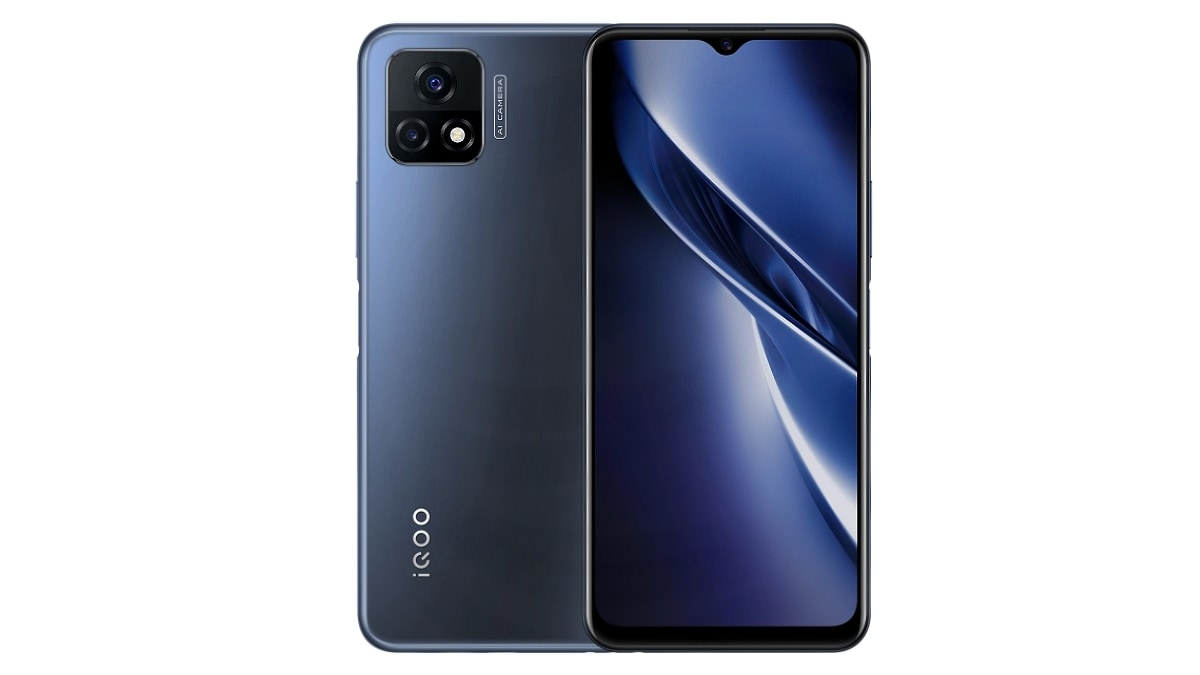 iQoo U3 With MediaTek Dimensity 800U 5G SoC, 5,000mAh Battery Launched: Price, Specifications - Gadgets 360