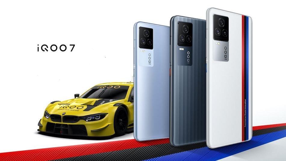 iQoo 7 Series Launching in India on April 26, Vivo Sub-Brand Confirms
