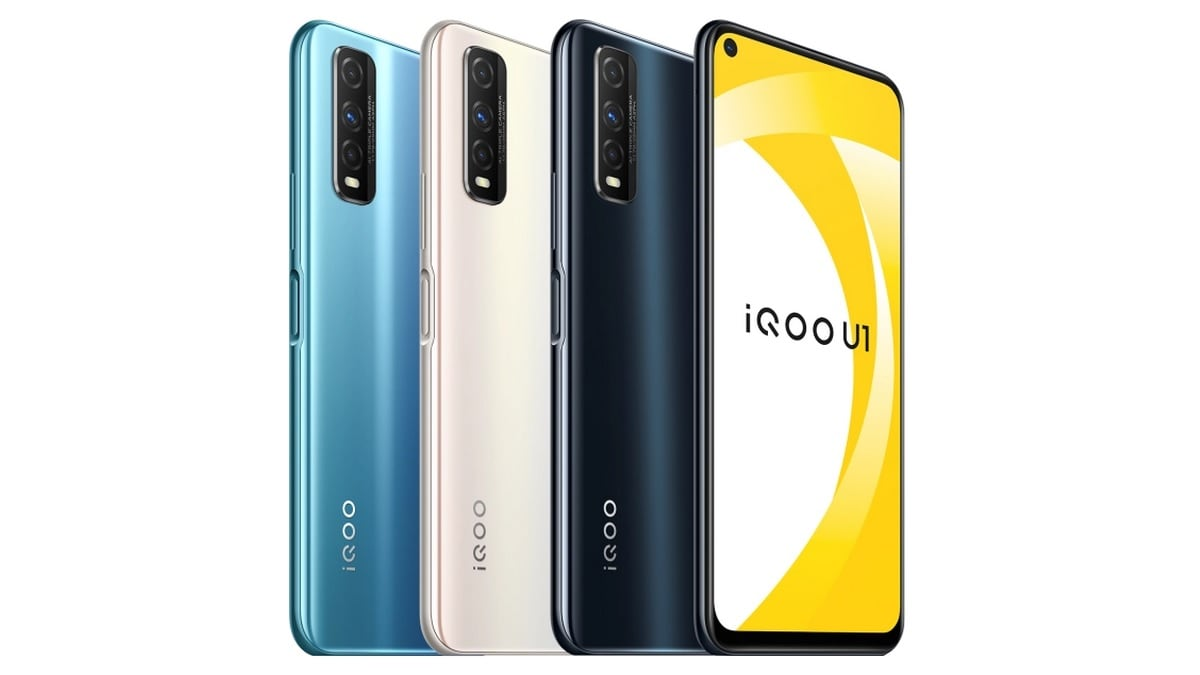 iQoo U1 With Triple Rear Camera Setup, Snapdragon 720G SoC Launched: Price, Specifications
