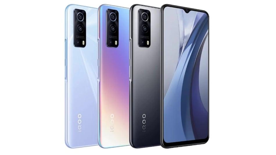 एमेजॉन पर iQoo Z3 का लॉन्च कन्फर्म, फोन में होगा स्नैपड्रेगन 768जी प्रोसेसर