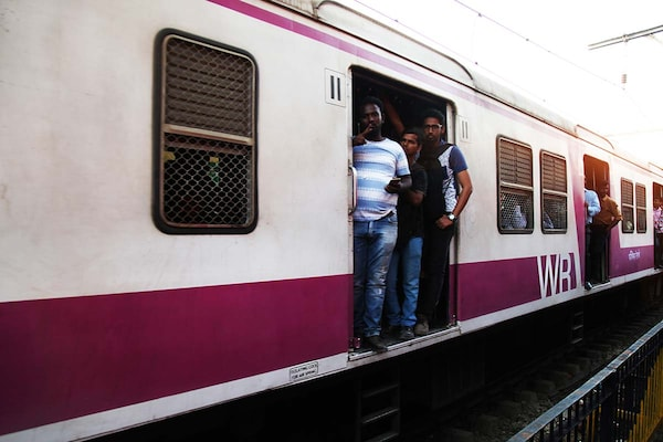 Western Railway Resumes Services For Essential Service Staff
