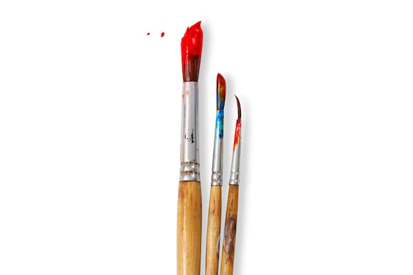 Round Paint Brush Sets: Mantra For Detailing Your Artworks