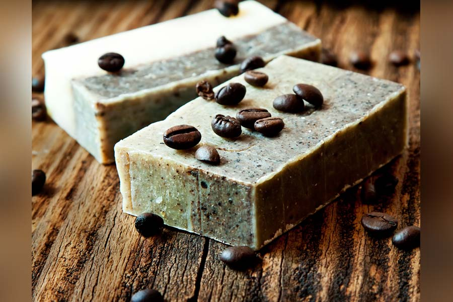 Coffee Homemade Soap