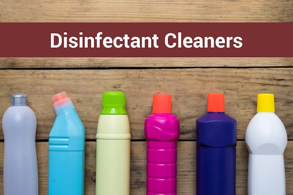 Best Disinfectant Cleaners for Your Home