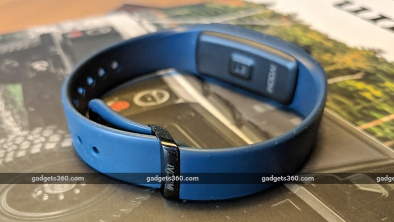 iVoomi FitMe Fitness Band Review
