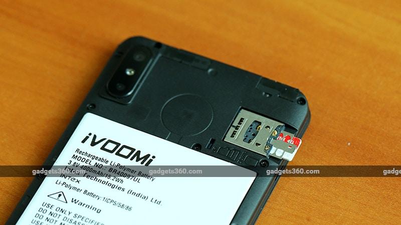 iVoomi i2 Lite SIM Cards iVoomi i2 Lite Review