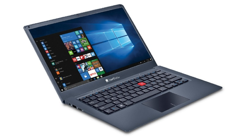 iBall CompBook Marvel 6 Laptop With Windows 10 Launched at Rs. 14,299