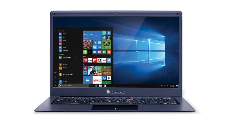 iBall CompBook Exemplaire+ With 14-Inch HD Display Launched in India: Price, Specifications