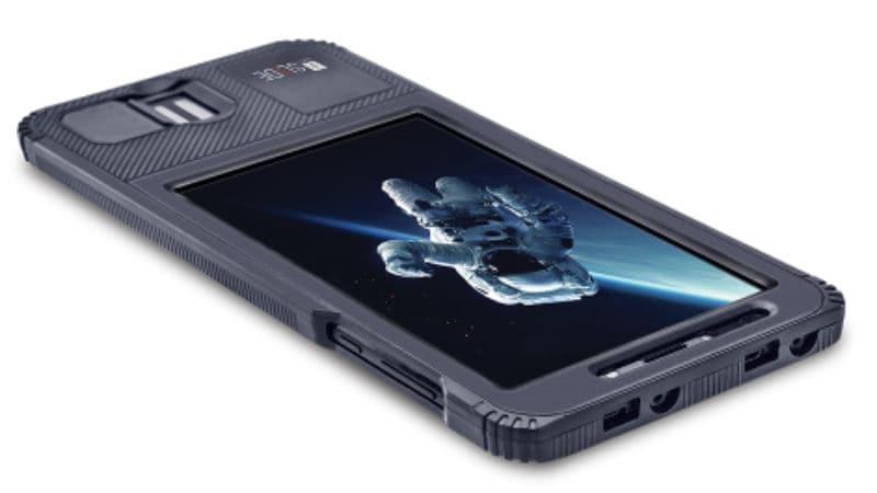 iBall Slide Imprint 4G Tablet With Aadhaar-Certified