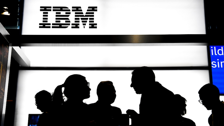 IBM Rides Cloud Computing to Record Highest Quarterly Sales Growth in Over 2 Years