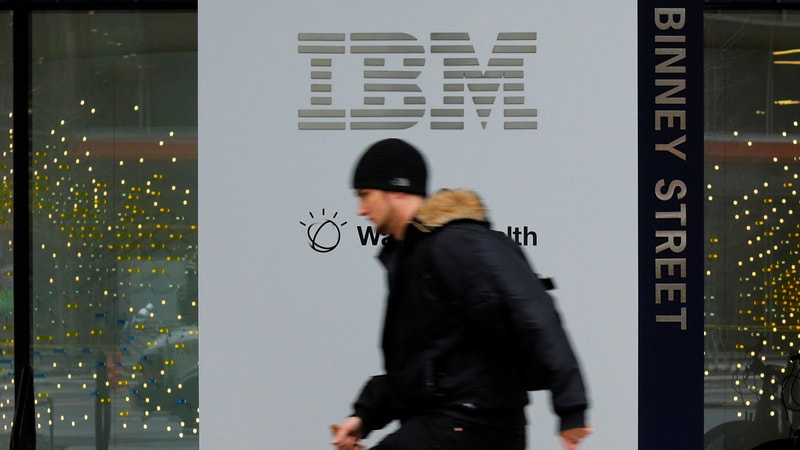 IBM Posts Better-Than-Expected Earnings on Cloud, Services Growth