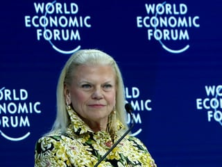 IBM CEO Ginni Rometty to Step Down in April; Cloud Boss Arvind Krishna to Succeed