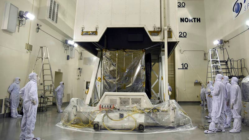 NASA's ICESat-2 Laser Satellite to Study Earth's Changing ICE