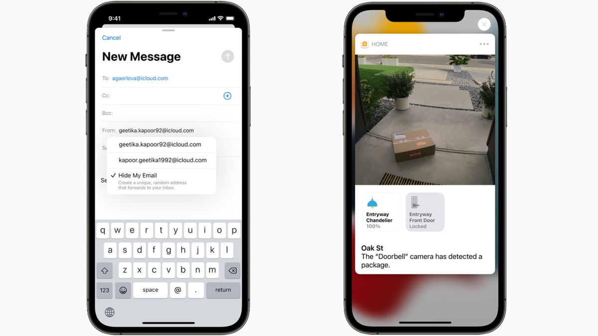 iCloud+ With New Privacy Features, Unlimited HomeKit Video Cameras Support Introduced by Apple at WWDC 20... - Gadgets 360 thumbnail