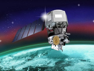 NASA Launches Satellite to Explore Where Air Meets Space