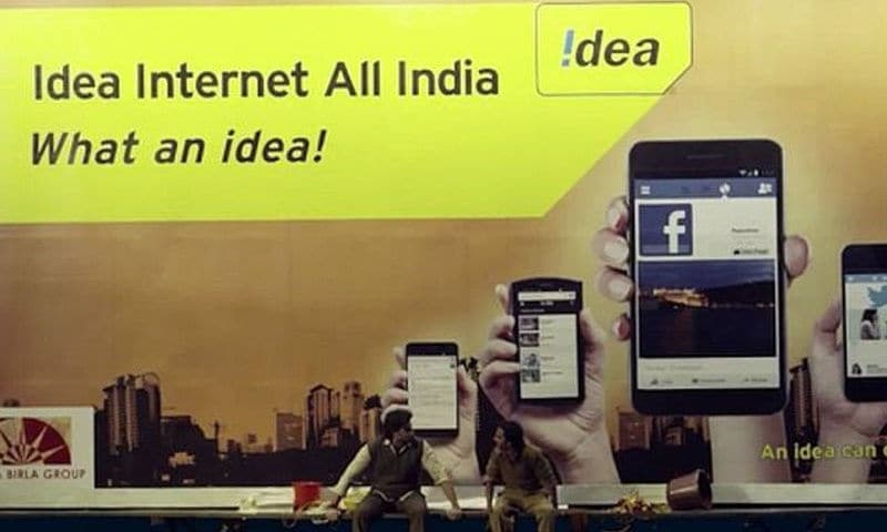 To Take on Jio, Idea Launches Rs  998 Pack With 5GB Data Per