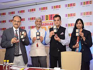 IDFC Aadhaar Pay App Launched, a Biometric Solution for Merchant Payments