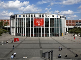 IFA Tech Trade Fair Is Back, but 240,000 Visitors Aren't