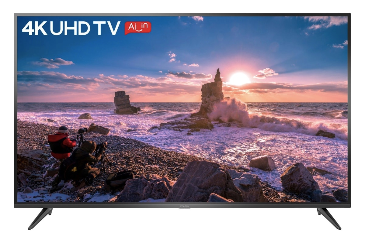 iFFalcon K31 4K Smart Android TV Series Launched in India Starting From Rs. 25,999