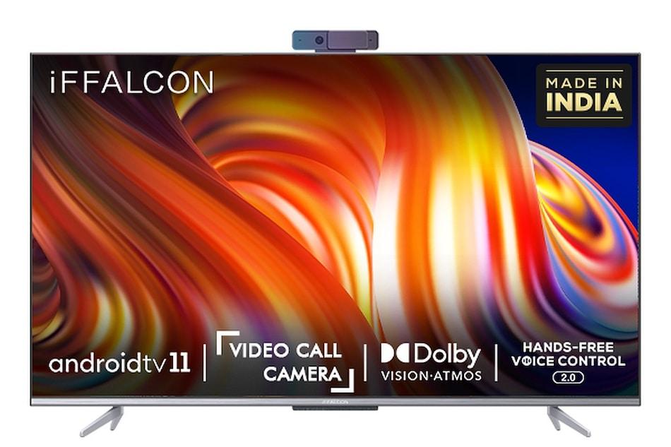 iFFalcon K72 55-Inch 4K QLED Smart TV वीडियो कॉलिंग फीचर के साथ लॉन्च, जानें कीमत