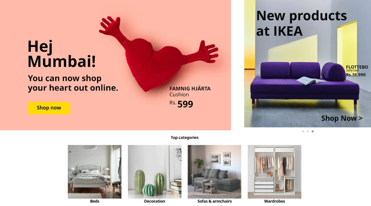 Ikea Officially Open for Online Orders in Mumbai, Navi Mumbai, and Thane