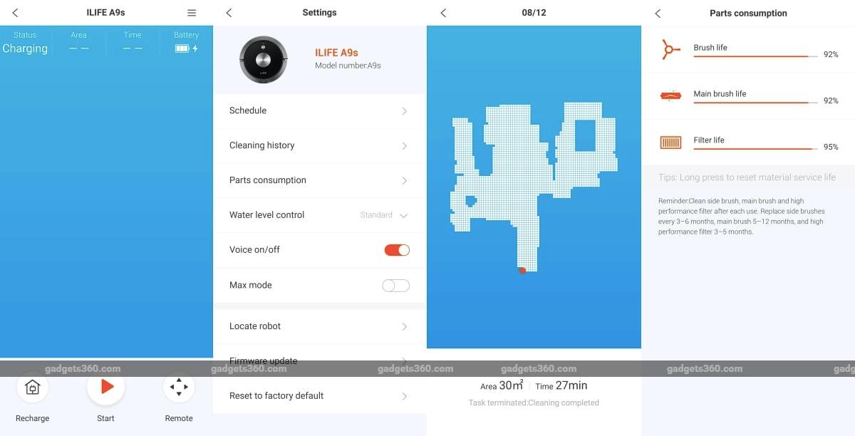ilife a9s review app ILife  ILife A9s