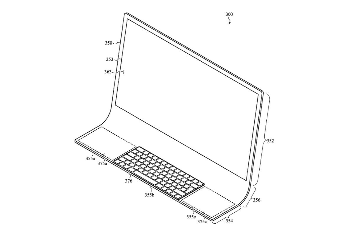 Apple Imagines an iMac Built Using Single Piece of Glass: Patent Application