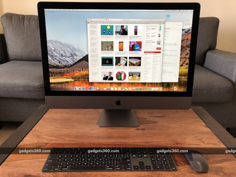 imac pro price in India main iMac Pro price in India