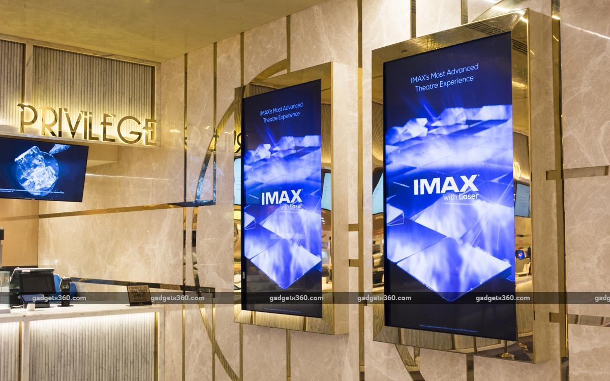 imax lower parel wm IMAX with Laser PVR ICON Phoenix Lower Parel Mumbai