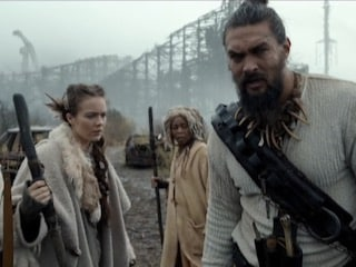 See Trailer: Jason Momoa Is a Blind Warrior in Apple TV+ Series