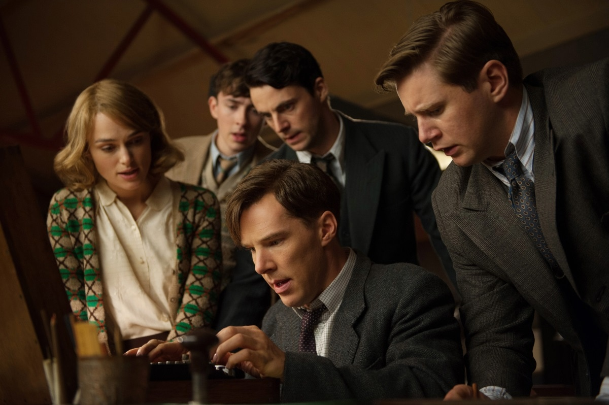 imitation game the imitation game