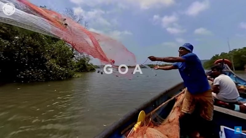 9c8ff16f1f9 Google Arts & Culture has partnered with the Ministry of Tourism to unveil  a 360-degree virtual reality video for the global 'Incredible India'  tourism ...