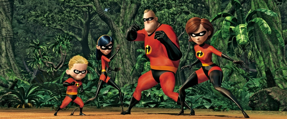 incredibles The Incredibles