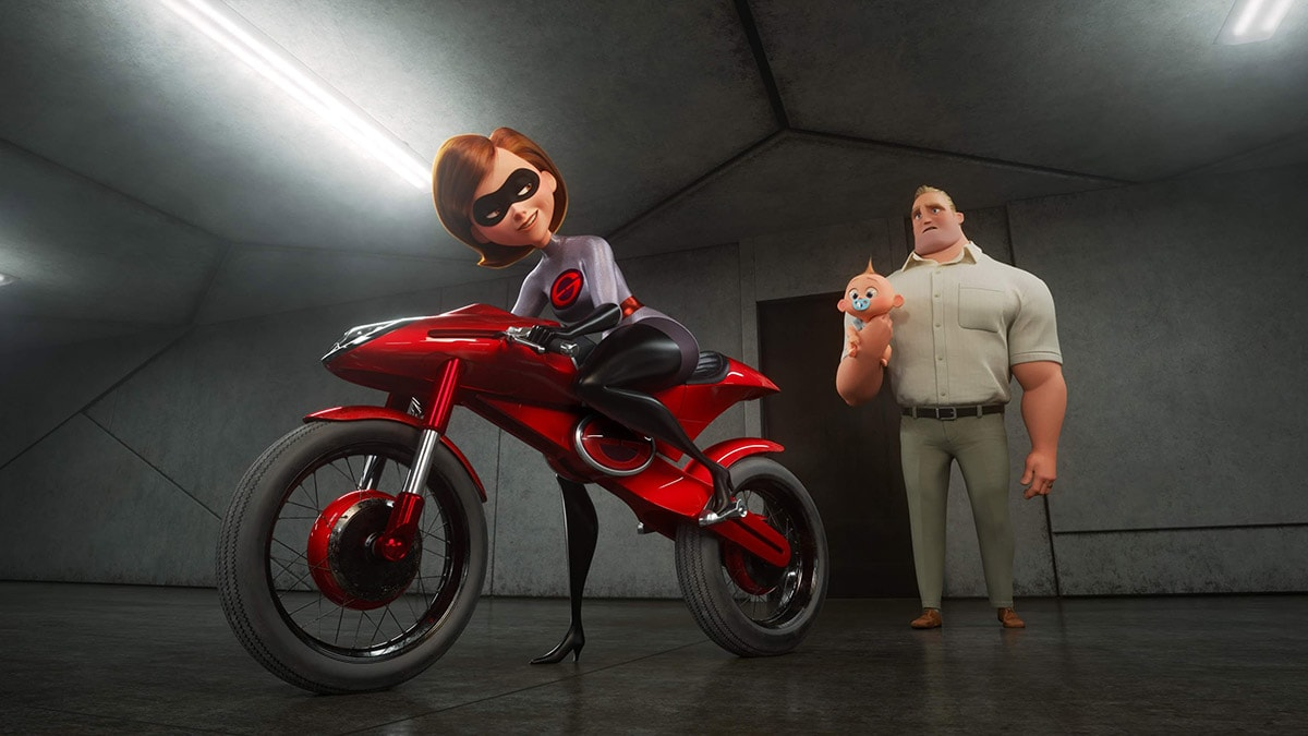 incredibles Incredibles 2