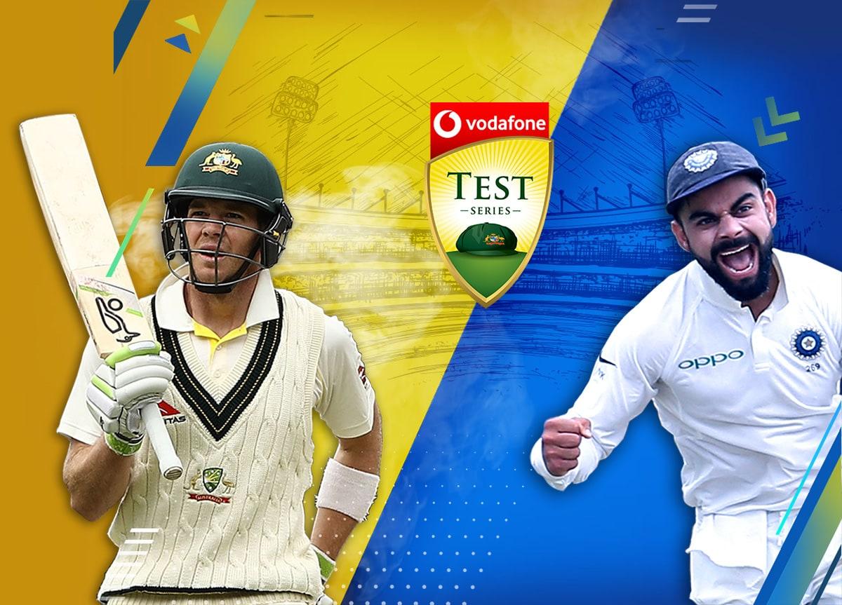 How to Watch India vs Australia Test Live Stream