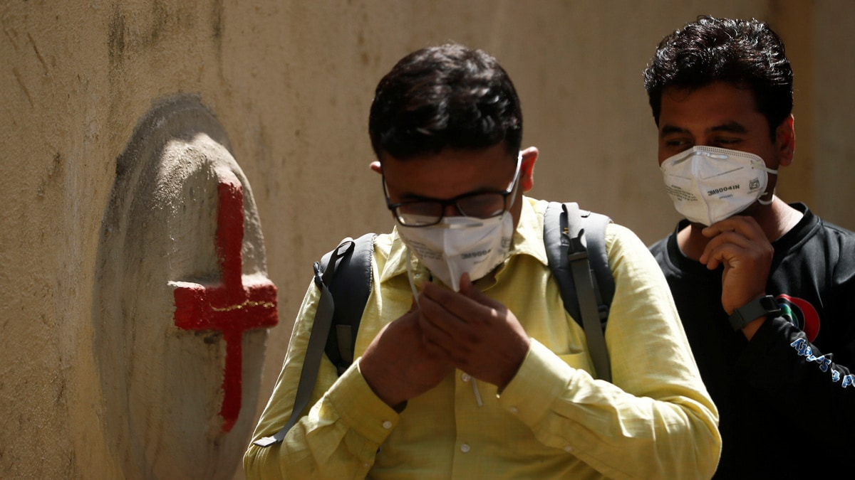 Indian Tech Firms Scramble to Shield Workers Against Coronavirus