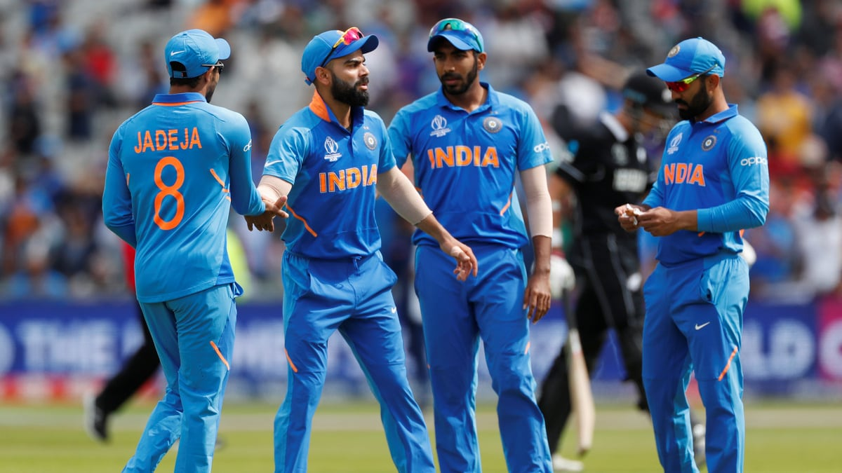 Team India to sport Byju's on jersey from September