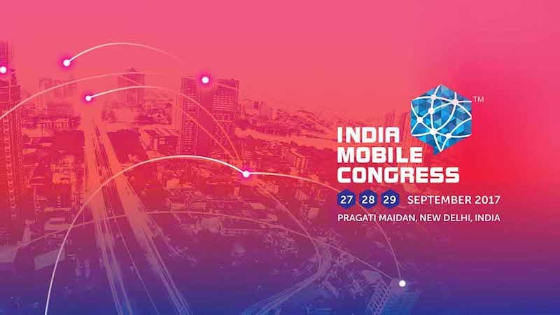 Indian Mobile Congress to Kick Off on Wednesday