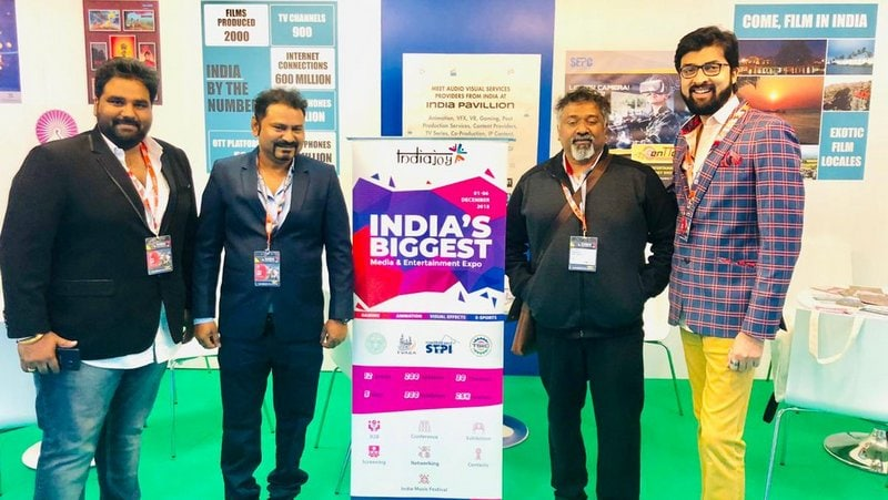 Hyderabad to Host IndiaJoy Gaming, Digital Media Expo From December 2