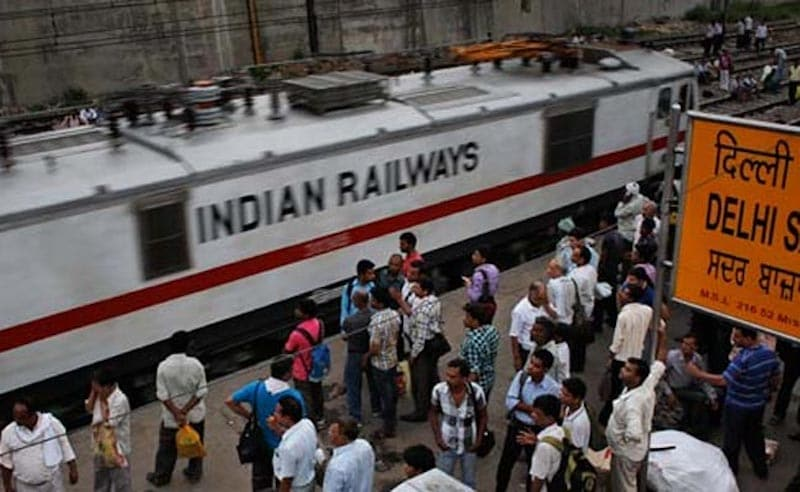 Indian Railways to Launch New App That Lets You Book Flight Tickets, Taxis, and More