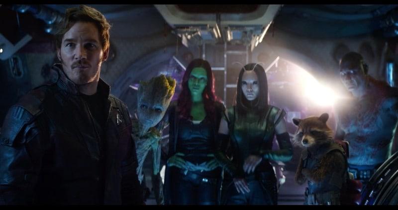 infinity guardians infinity war