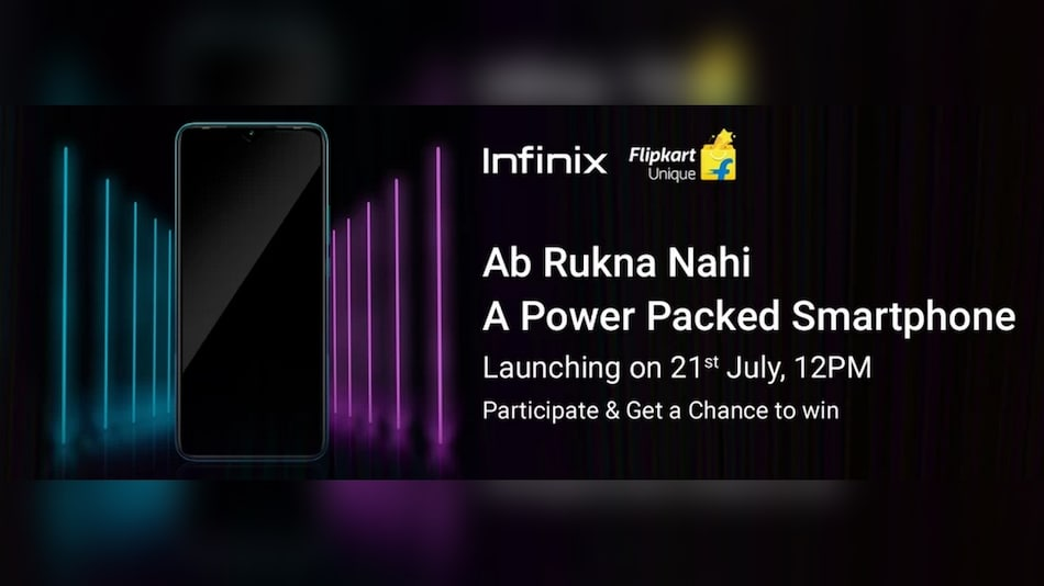 Infinix Smart 4 Plus to Launch in India on July 21 at 12 Noon, Flipkart Banner Reveals