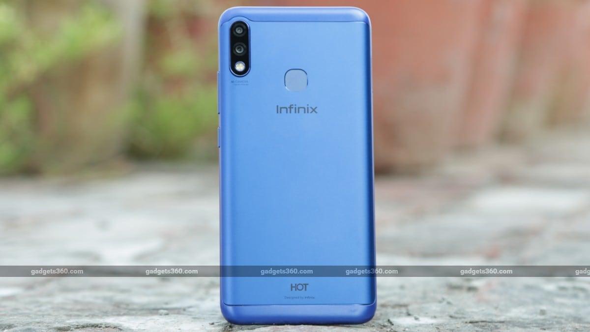 Infinix Hot 7 Review | NDTV Gadgets360 com