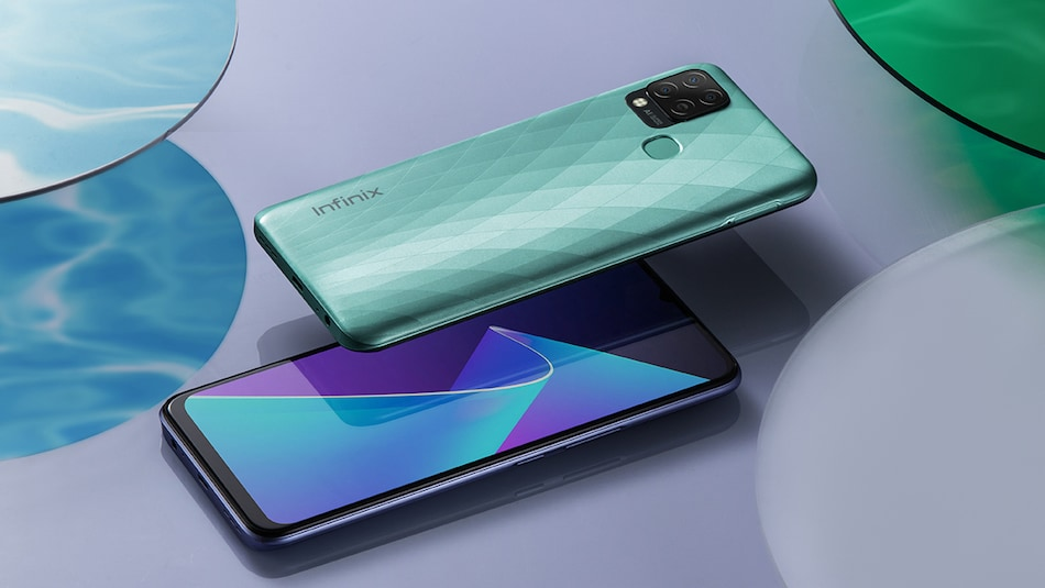 Infinix Hot 10S Goes on First Sale in India Today: Price, Specifications