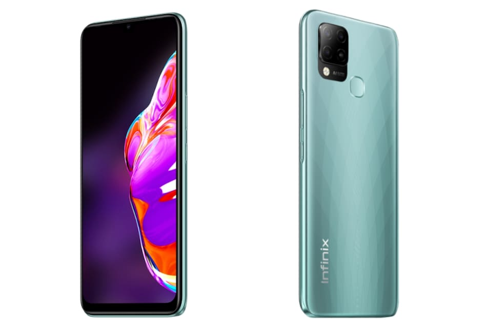 Infinix Hot 10T With Triple Rear Cameras, MediaTek Helio G70 SoC Launched: Price, Specifications