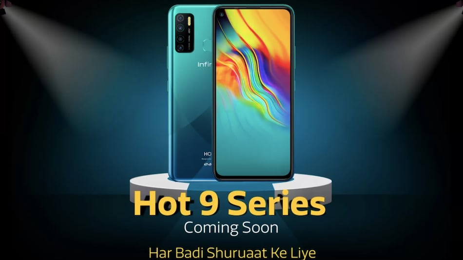 Infinix Hot 9 Series to Launch in India on May 29, Two Phones Expected