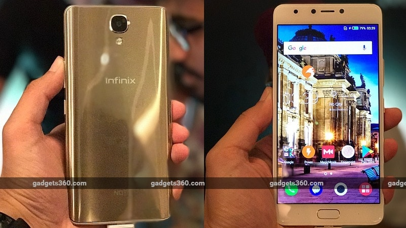 Infinix Note 4, Hot 4 Pro Launched in India: Price, Specifications, and Features