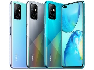 Infinix Note 8, Note 8i With Quad Rear Cameras, MediaTek Helio G80 SoC Launched: Specifications