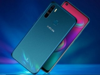 Infinix S5 Lite With Hole-Punch Display, Triple Rear Cameras Launched: Price in India, Specifications